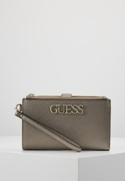 Guess - UPTOWN CHIC  - Portefeuille - pewter