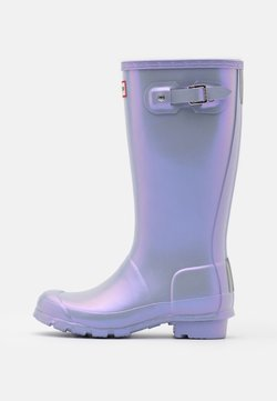 Hunter ORIGINAL - ORIGINAL KIDS  - Regenlaarzen - pulpit purple