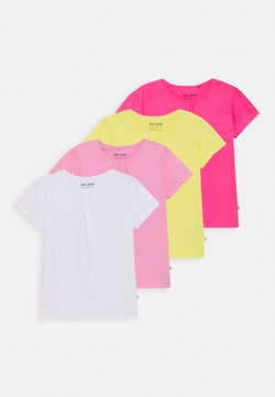 Blue Seven - GIRLS 4 PACK - T-shirt - bas - multi coloured
