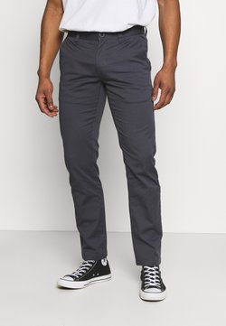 Volcom - FRICKIN MODERN STRETCH - Chinos - charcoal