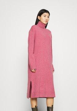 Samsøe Samsøe - AMARIS DRESS  - Vestido de punto - pink melange