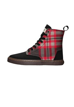 Ethletic - BROCK BROCK - Sneaker high - tartan rough rug