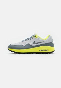 Nike Golf - AIR MAX 1 G - Golfkengät - grey fog/smoke grey/photon dust