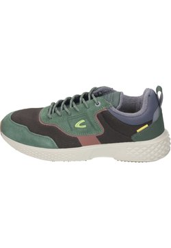camel active - Sneaker low - multi green