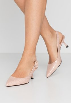 Bianca Di - Classic heels - cipria