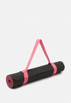 adidas by Stella McCartney - MAT - Fitness / Yoga - black/hazy rose