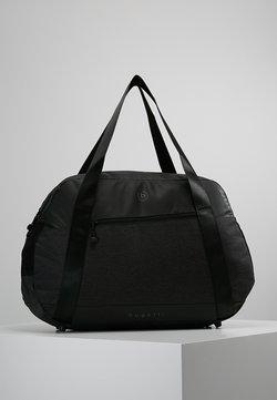 Bugatti - TRAVEL BAG - Sporttasche - dark grey