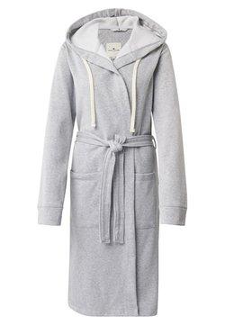 TOM TAILOR - MIT KAPUZE - Dressing gown - gray