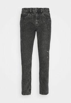 Redefined Rebel - MONACO - Slim fit jeans - black grey