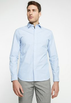 Selected Homme - SLHSLIMMARK WASHED - Businesshemd - light blue