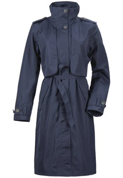 Didriksons - LOVA COAT - Trenchcoat - dark blue