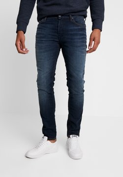 Jack & Jones - JJITIM JJORIGINAL JOS  - Slim fit jeans - blue denim