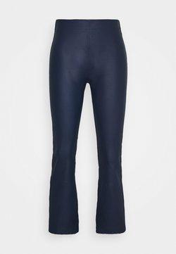 InWear - CEDAR PANT - Skindbukser - ink blue