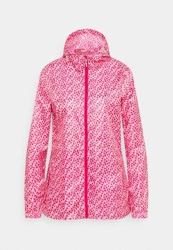 Regatta - PACK IT - Regenjacke / wasserabweisende Jacke - pink