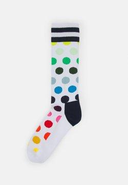Happy Socks - BIG DOT CREW SOCK UNISEX - Socken - multi