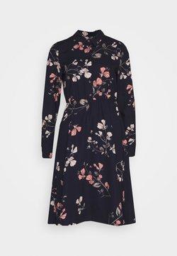 Vero Moda - VMANNIE DRESS - Blusenkleid - night sky