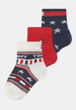 Tommy Hilfiger - STARS AND STRIPES GIFTBOX 3 PACK UNISEX - Calcetines - dark blue