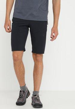 Mammut - RUNBOLD MEN - Outdoor Shorts - black