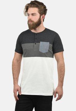 INDICODE JEANS - ALBERT - T-Shirt print - charcoal m
