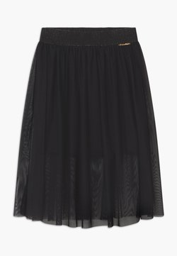 TWINSET - Spódnica trapezowa - nero
