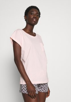 LASCANA - SHORTY SET - Pyjama - pink
