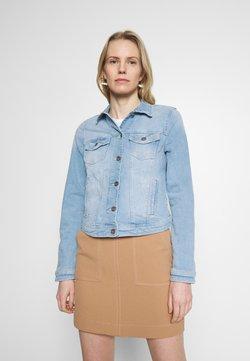 edc by Esprit - Veste en jean - blue light wash