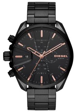 Diesel - MS9 CHRONO - Montre à aiguilles - black