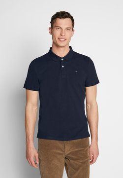 TOM TAILOR - BASIC WITH CONTRAST - Poloshirt - sky captain blue
