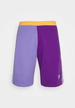 adidas Originals - BLOCKED UNISEX - Shorts - active pur