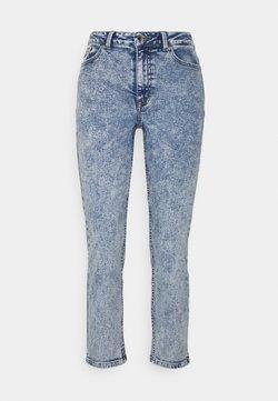 ONLY Petite - ONLERICA LIFE - Straight leg jeans - light medium blue denim