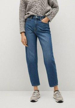 Mango - RACHEL - Straight leg jeans - donkerblauw