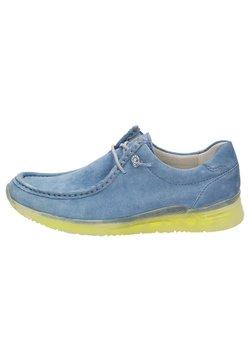 Sioux - Chaussures à lacets - blau