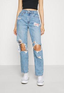 American Eagle - MOM PRIDE - Jeans a sigaretta - sapphire mist