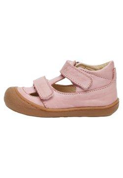 Naturino - PUFFY - Riemchenballerina - pink