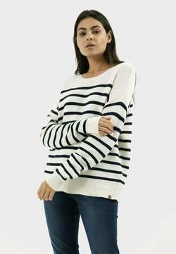 camel active - Strickpullover - off white