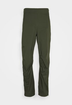 Black Diamond - STORMLINE PANTS - Pantalones montañeros largos - cypress