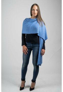 Dalle Piane Cashmere - Schal - azzurro