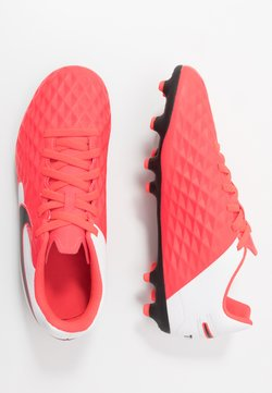 Nike Performance - TIEMPO LEGEND 8 CLUB FG/MG UNISEX - Chaussures de foot à crampons - laser crimson/black/white