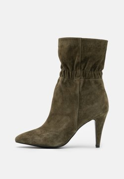 Minelli - Stiefelette - kaki