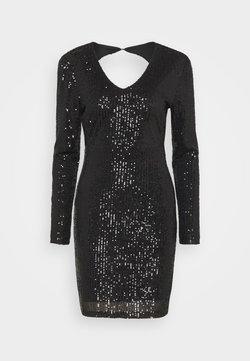 JDY - JDYMIMO DRESS - Sukienka koktajlowa - black