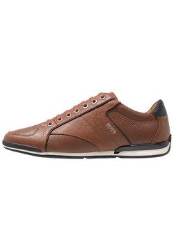 BOSS - SATURN - Sneaker low - medium brown