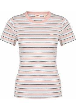 Levi's® - T-Shirt print - coco stripe evening sands