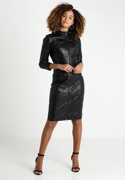 Ibana - FIRE - Robe fourreau - black