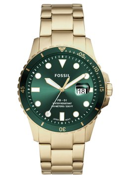 Fossil - Uhr - gold-coloured