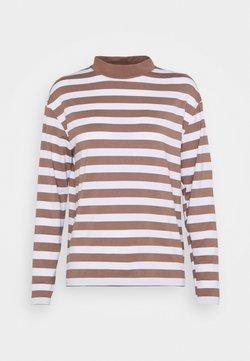 Trendyol - Pitkähihainen paita - mink