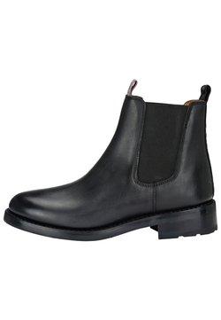 Crickit - CHELSEA BOOT MONTANA CHELSEA BOOT - Stiefelette - schwarz