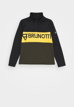 Brunotti - FRANK BOYS - Sweat polaire - black