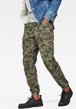 G-Star - ROVIC AIRFORCE RELAXED - Pantalon cargo - sage/battle green