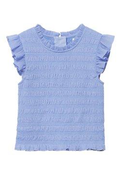 Mango - DEMIT-A - T-shirt print - violet clair pastel