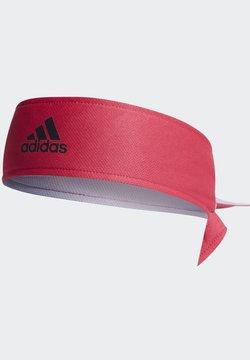 adidas Performance - TENNIS TIEBAND 2-COLOURED AEROREADY - Other - pink